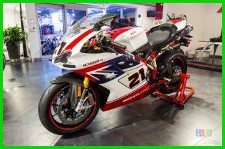 2009 Ducati 1098 R Bayliss Le photo