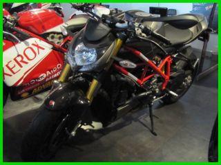 2012 Ducati Streetfighter S photo