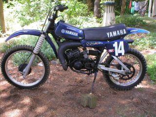 Yamaha 1979 Yz125 Dirt Bike Vintage Moto - Cross Ahrma Yz 125 Runs And Drives 79 photo