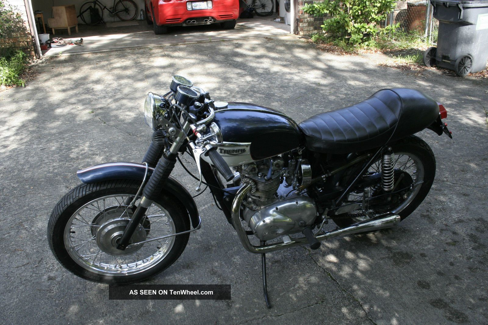 1972 triumph motorcycle modelson - photo #17