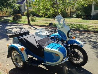 2011 Ural Patrol 2wd - Lots Of Extras photo