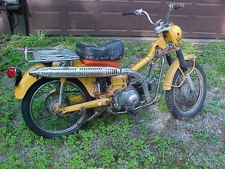 1970 Honda Ct 90 K2 Trail 90 photo
