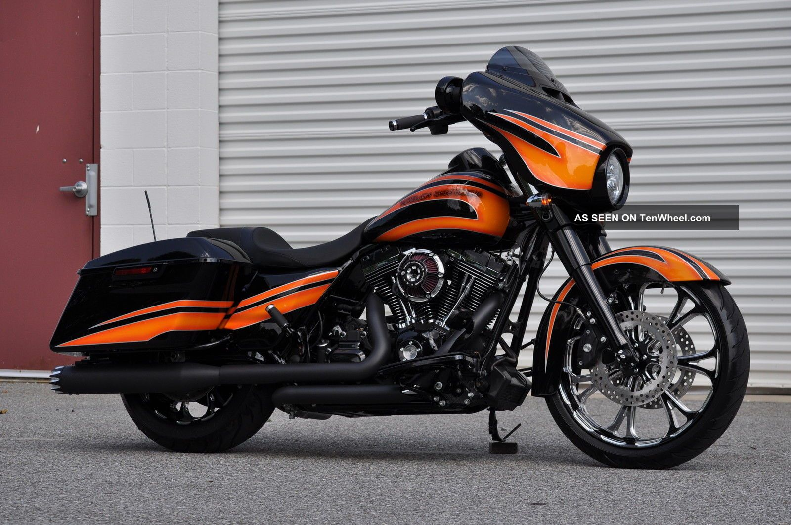 2014 Street Glide Special Custom 1 Of A Kind 15k In Xtra S