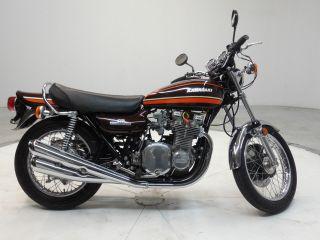 1975 Kawasaki Z1 900 Vintage Motorcycle.  Condition.  Eye Catcher photo