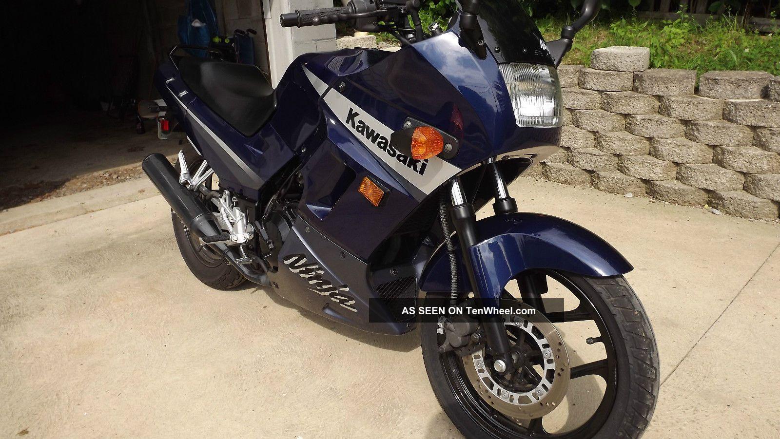 Kawasaki Ex Review Mcn