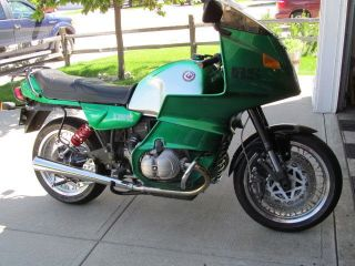 1988 R100rs Custom Cafe Racer photo
