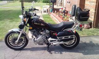 1981 Yamaha Virago 750 photo