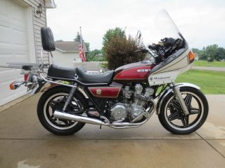 1979 Honda Cb750k 10th Anniversary Limited Edition Gorgeous Bike photo