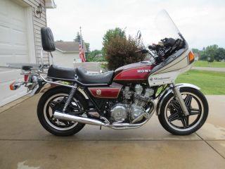 1979 Honda Cb750k 10th Anniversary Limited Edition Gorgeous Bike photo
