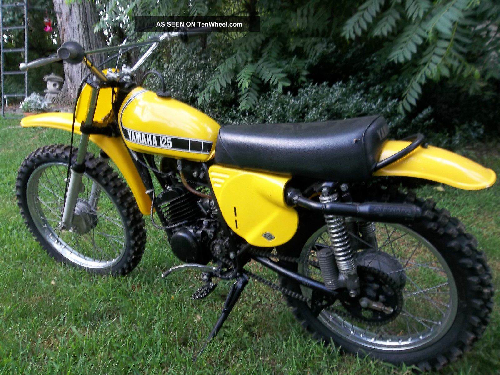 1974 yamaha mx 125. Black Bedroom Furniture Sets. Home Design Ideas