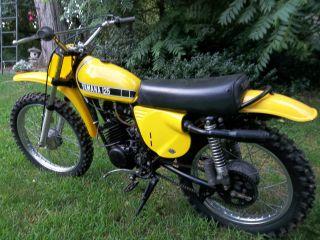 1974 Yamaha Mx 125 photo