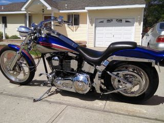 2001 American Performance Cycle Custom Chopper photo