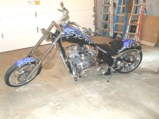 Big Dog Chopper 2006 photo