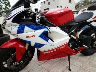 2010 Ducati 1198 Motorcycle Check photo