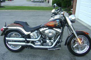 2008 Harley - Davidson Fatboy photo
