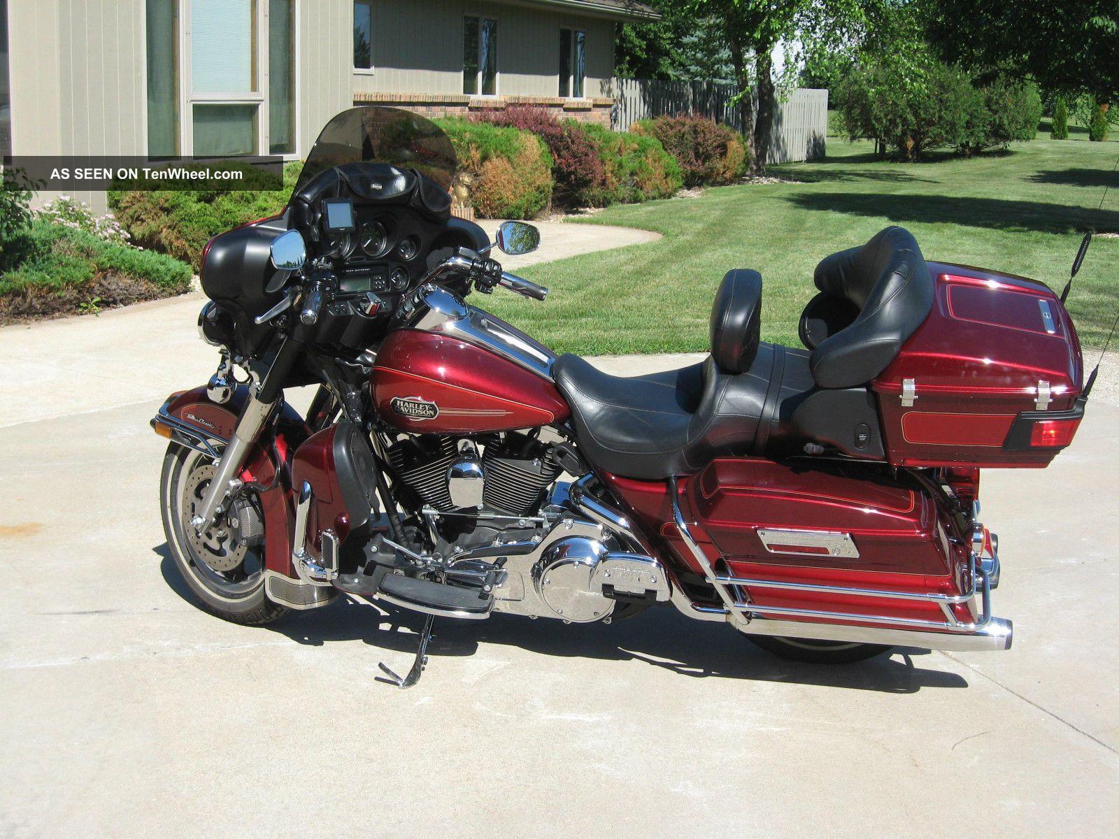 2008 103 Ci Harley Davidson Ultra Classic