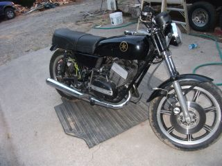 Yamaha 1974 Rd350 Rd400 Rd250 Ds7 R5 Tz350 photo