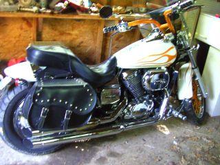 2002 Honda Shadow Spirit Custom photo