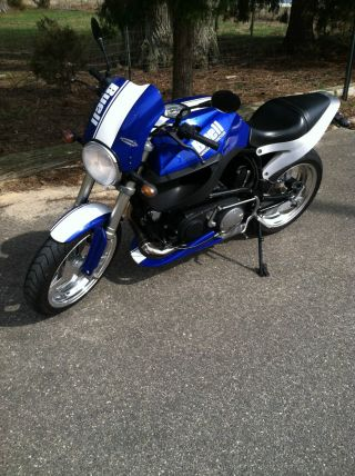 1999 Buell Lightning X1 Racing Stripe