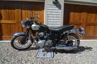 2001 Kawasaki W650 photo