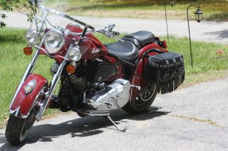 Indian Vintage Chief 2003 No.  287 photo