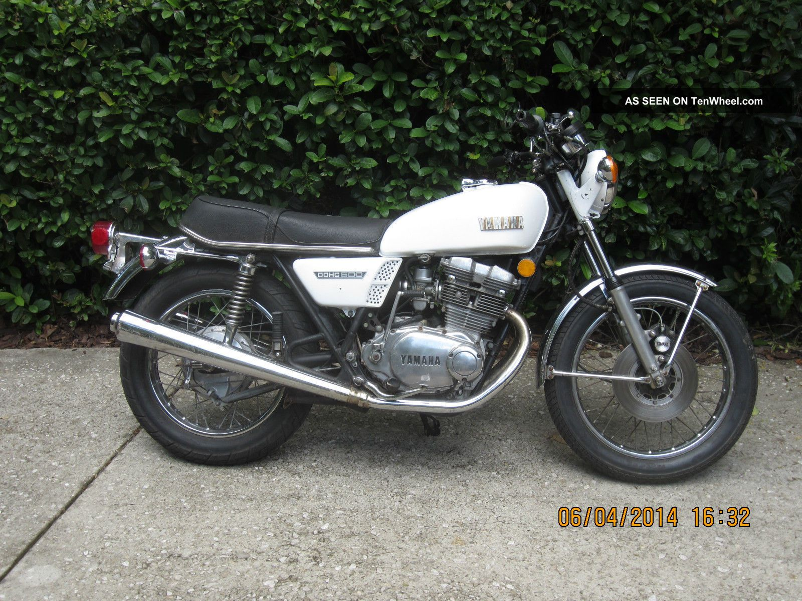 1973 Yamaha Tx 500 Ready To Ride Other photo