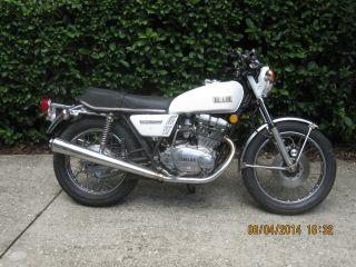 1973 Yamaha Tx 500 Ready To Ride photo