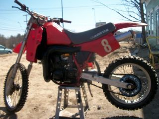 1986 Cagiva Mx 500 photo