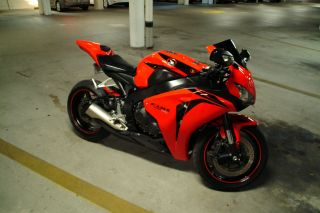 2008 Honda Cbr 1000rr Red 100% Oem photo