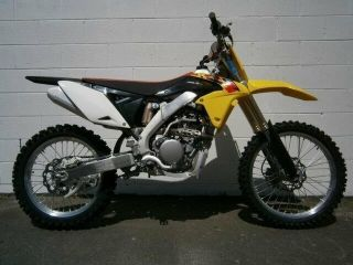 2013 Suzuki Rm - Z250 Motocross Mx Dirtbike Clutch 5sp Rmz 250 4stroke No Fees photo