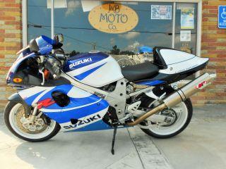 2000 Suzuki Tl1000r photo