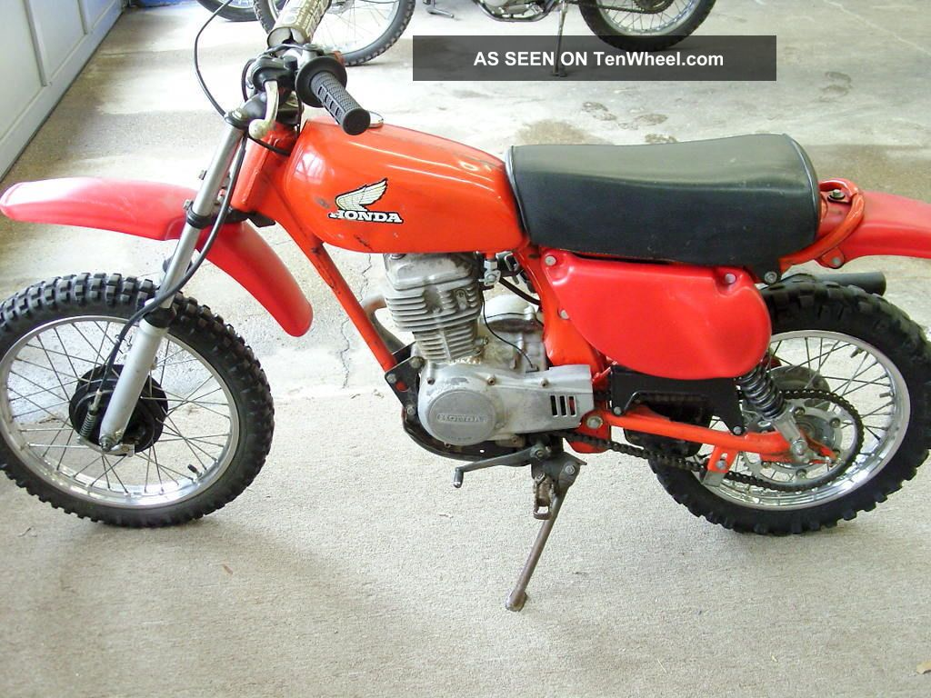 Old Honda Dirt Bikes Carburetor Gallery Mini Pictures