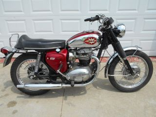 1969 Bsa Lightning photo