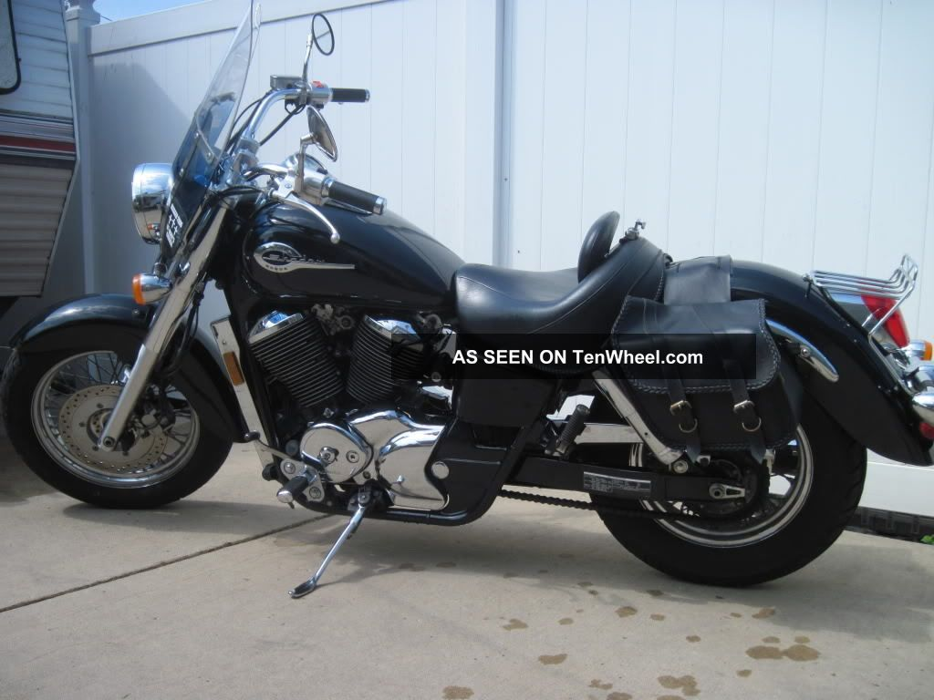 2003 honda shadow vt 750 american classic edition. Black Bedroom Furniture Sets. Home Design Ideas