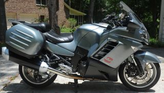 2008 Kawasaki Concours 14 With Abs photo