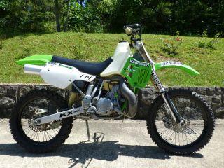2002 Kawasaki Kx 500 In photo