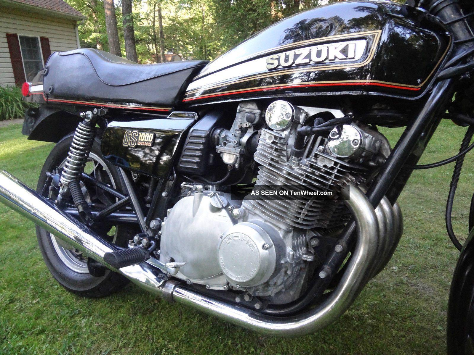 1981 suzuki gs 650 electronic ignition wiring  1981  get