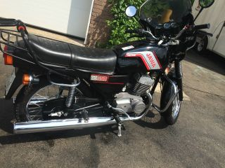 1988 Jawa Cz Twin 350 638 photo