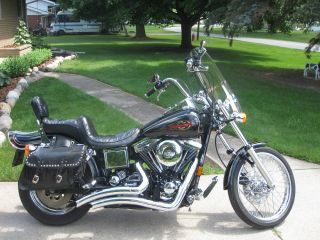 1998 Fxdwg Dyna Wide Glide Harley Davidson Gorgeous photo
