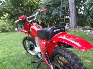 1980 Honda Xr80 photo