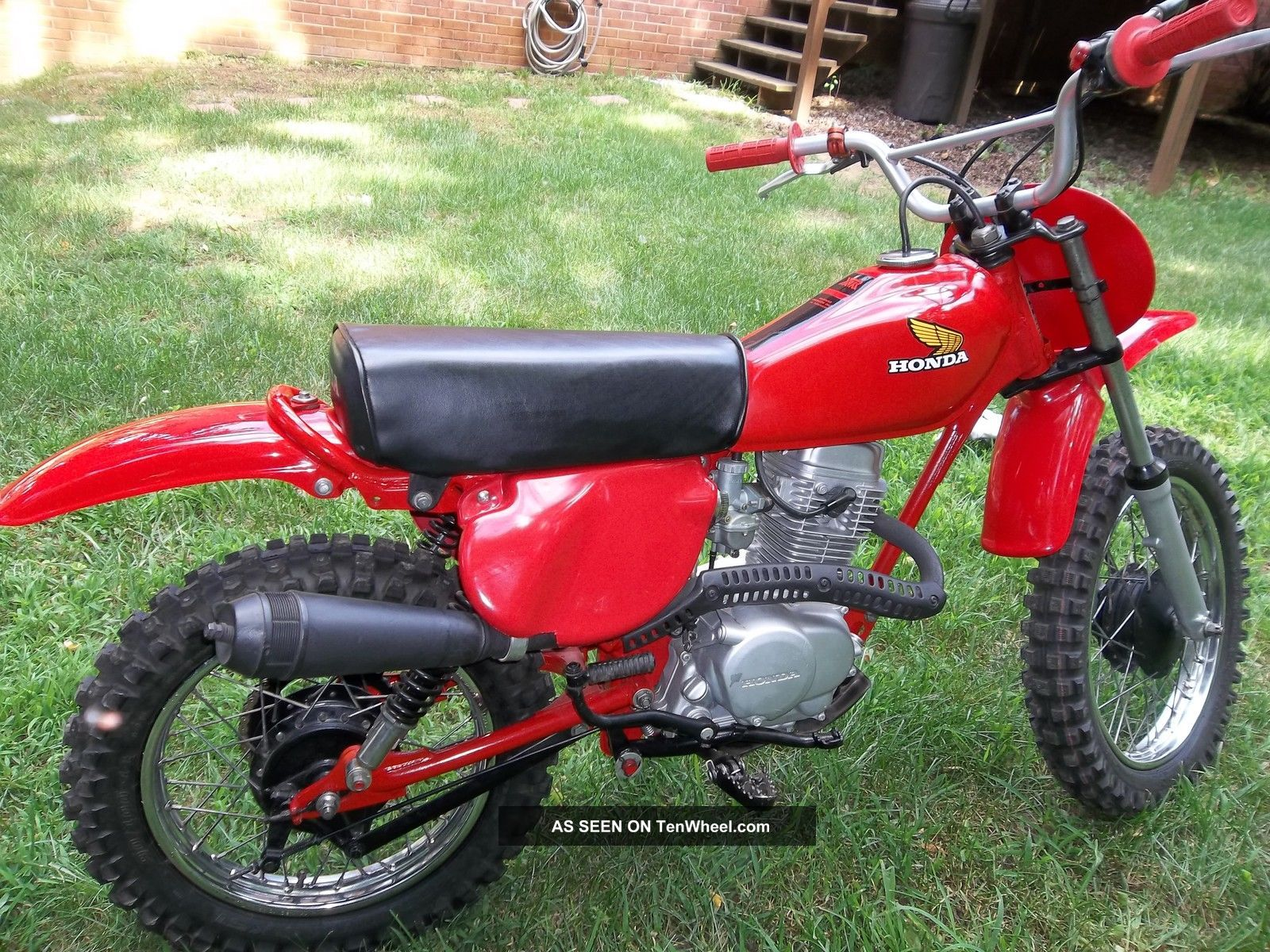 Honda Xr80 Wiring Diagram on honda xl80 wiring diagram