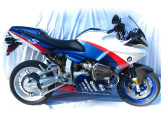 2005 Bmw Boxer Cup photo