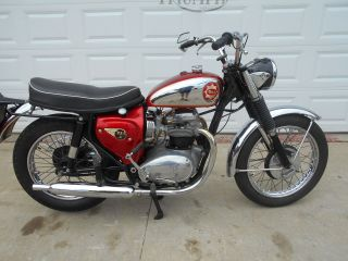 1965 Bsa Cyclone Road Model photo