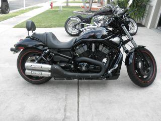 2008 Harley Davidson V - Rod Night Rod Special Motorcycle photo