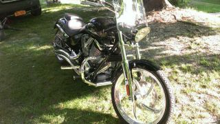 Complete Custom 2006 Victory Vegas Jackpot Motorcycle photo