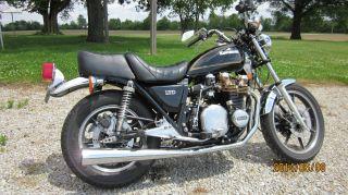 1976 Kawasaki Kz 900 photo