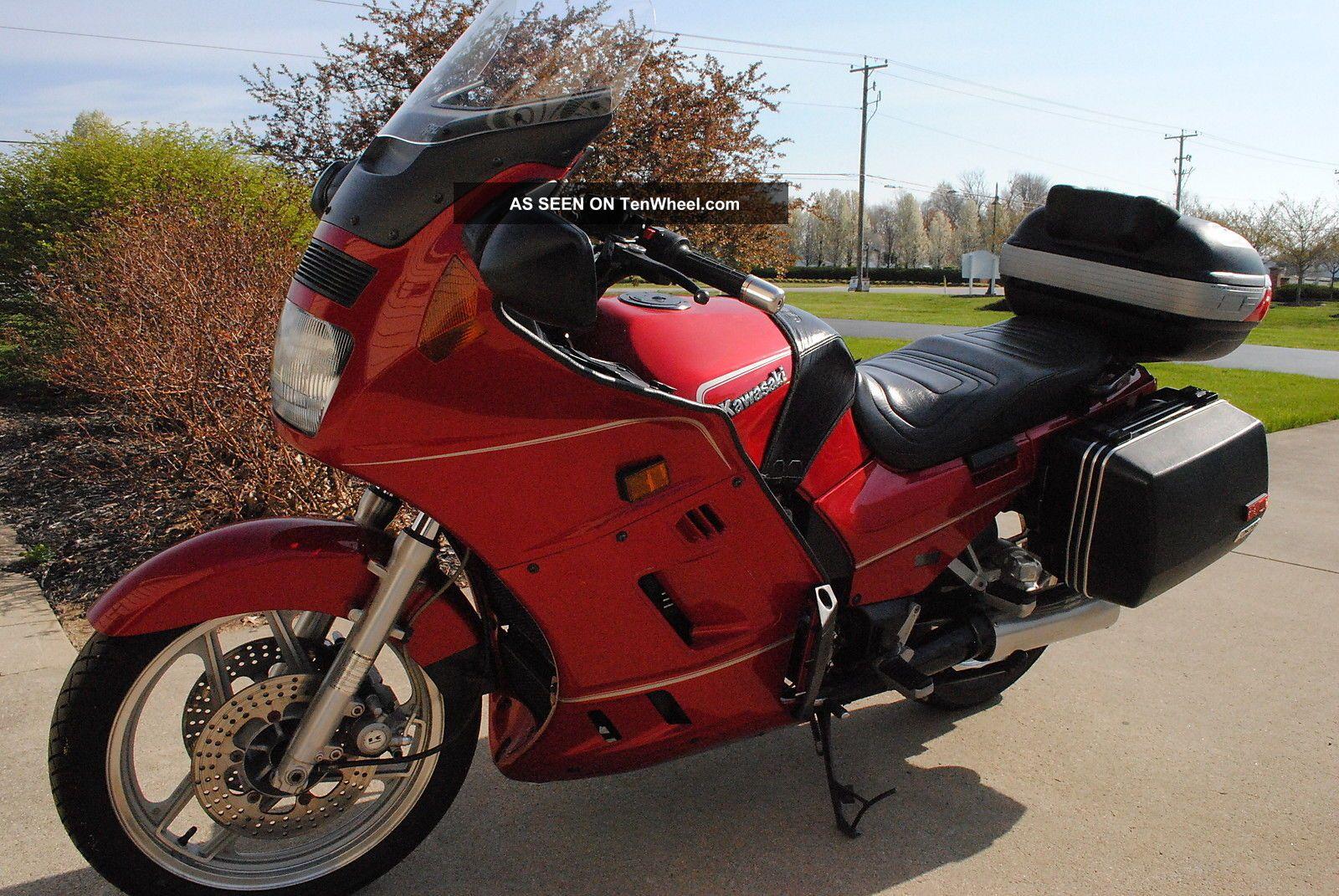 1990 Kawasaki Concours Zg1000
