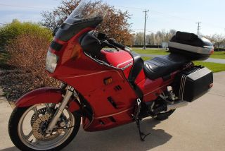 1990 Kawasaki Concours Zg1000 photo