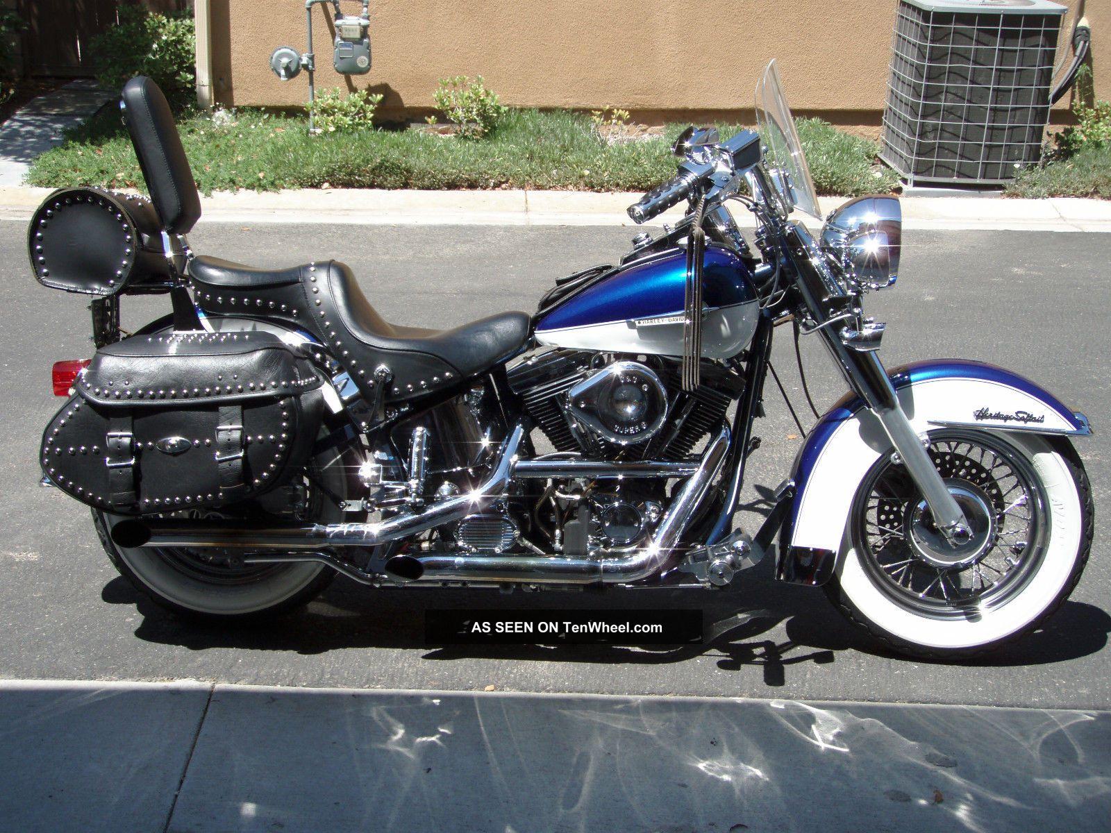 1997 Harley Davidson Heritage Softail Classic