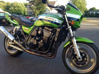 2005 Kawasaki Zrx1200r photo